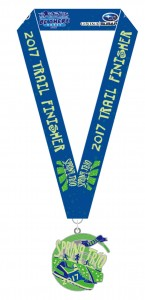 Spring trio Medals With Ribbon 3-23