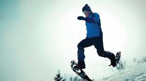 Snowshoe Stomp Athlete